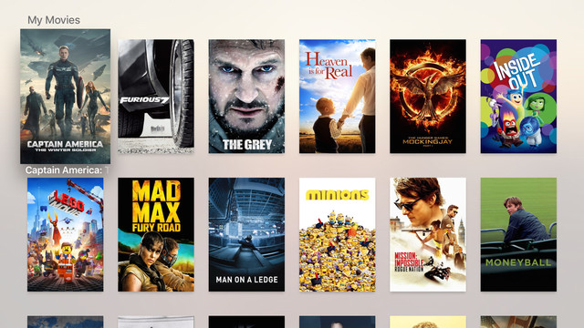 Infuse 4.2 Has a New Library View and Smart Filters on Apple TV