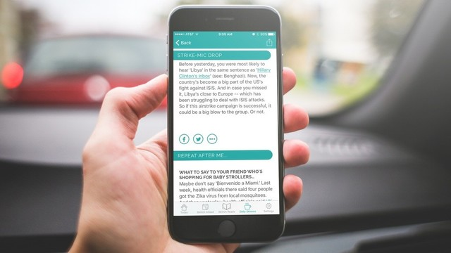 Scan the Daily News and Sync Calendar Events With theSkimm
