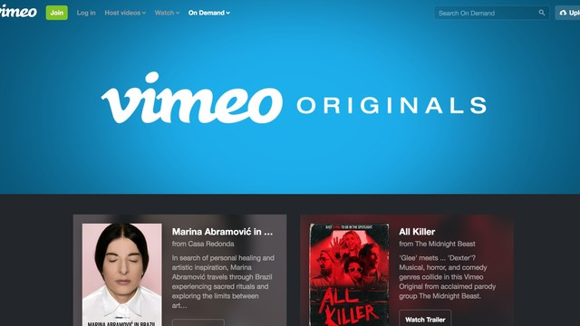 Vimeo Takes Aim at Netflix, Amazon With Its Own Subscription Plan for Original Content