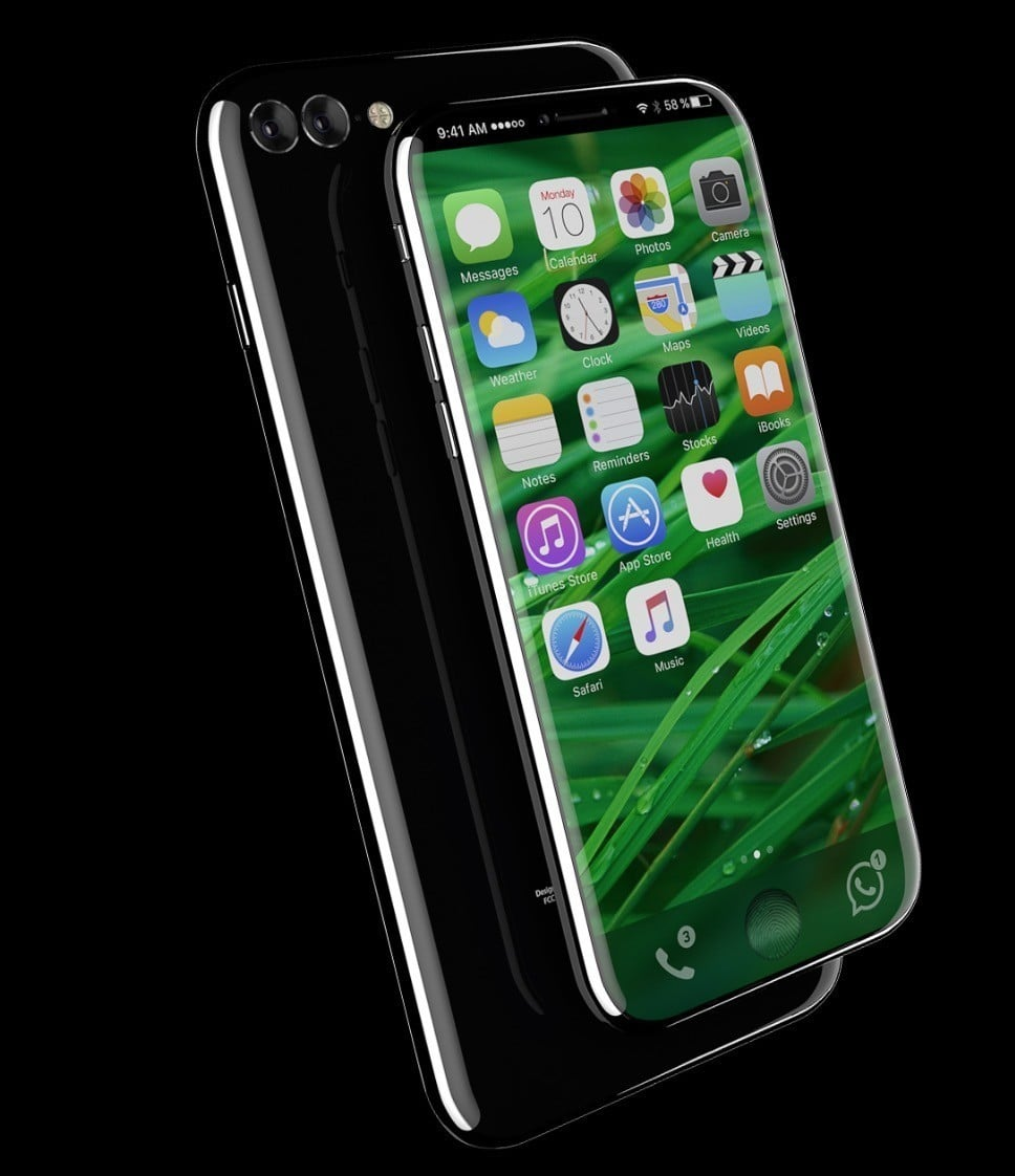 IPhone 8 A Transparent Smartphone? Leaks Reveal 3D Selfies