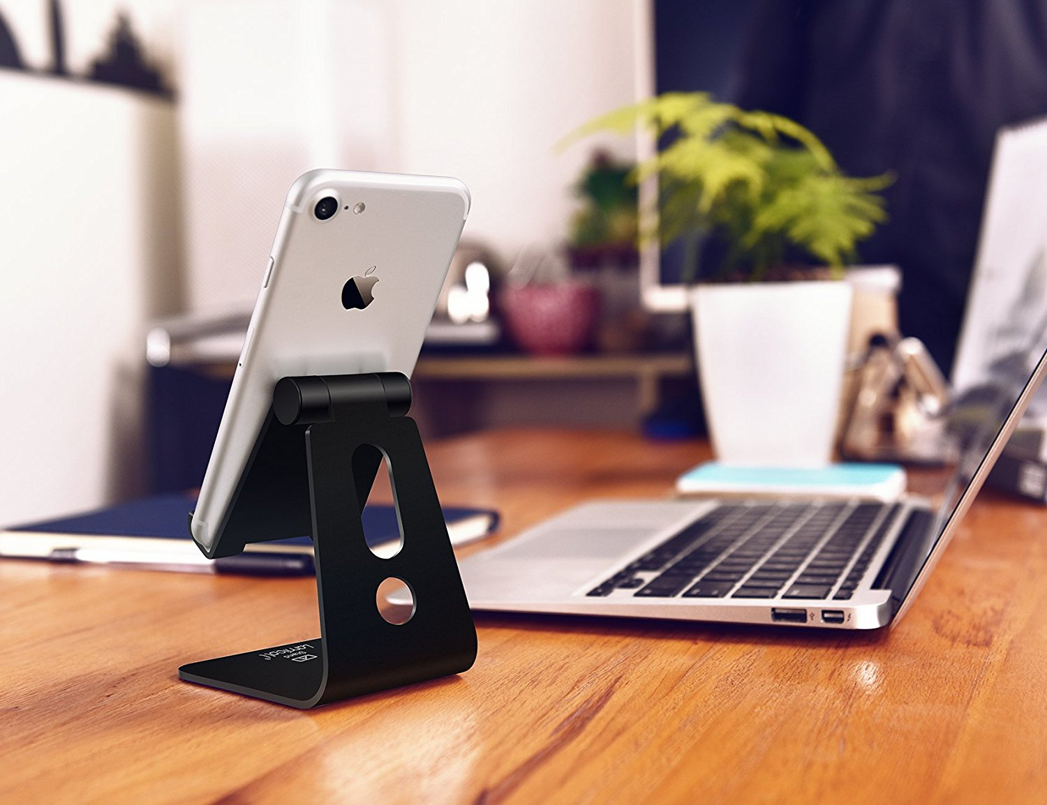 photo image This Adjustable Smartphone Stand is Just $8 Bucks