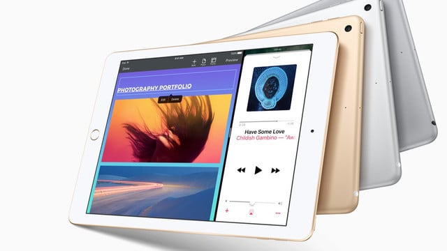 2017 iPad Rumors: After Budget iPad Launch, A Changing Landscape