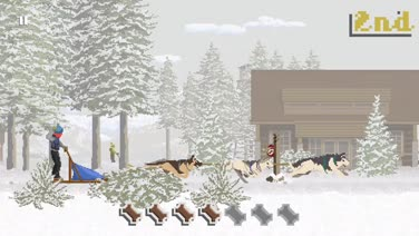 Become a Professional Dogsledder in Dog Sled Saga