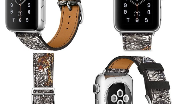New Hermès Apple Watch Band Just Released