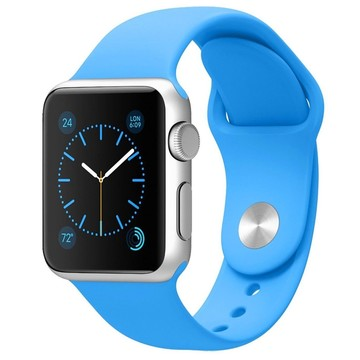 The Best Non-Apple Baby Blue The Best Replica Apple Watch Sport Apple Watch Band