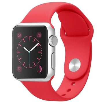 The Best Non-Apple Red The Best Replica Apple Watch Sport Apple Watch Band