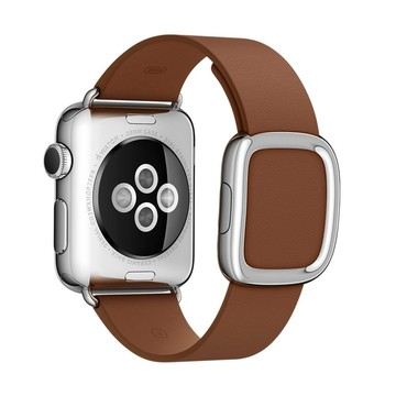 The Best Non-Apple Brown The Best Replica Modern Buckle Apple Watch Band