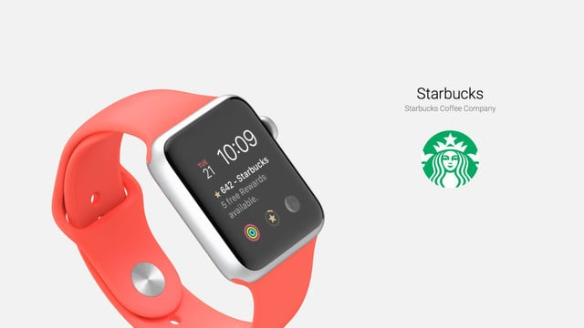 Starbucks App Update Includes Useful Complications