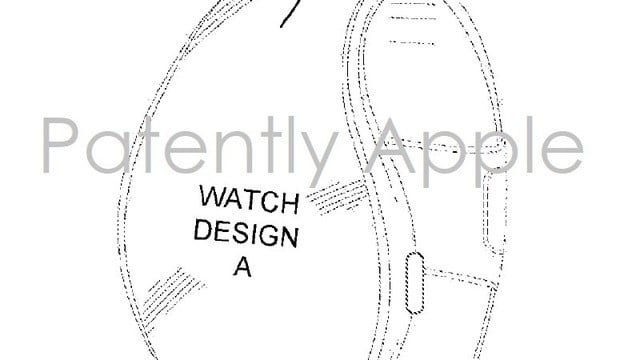 Future Apple Watches Might Offer Continuous Flexible Displays
