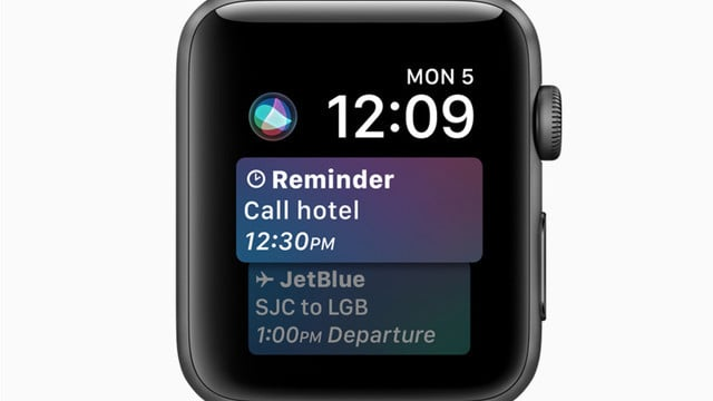 Siri Apple Watch Face in watchOS 4: First Impressions